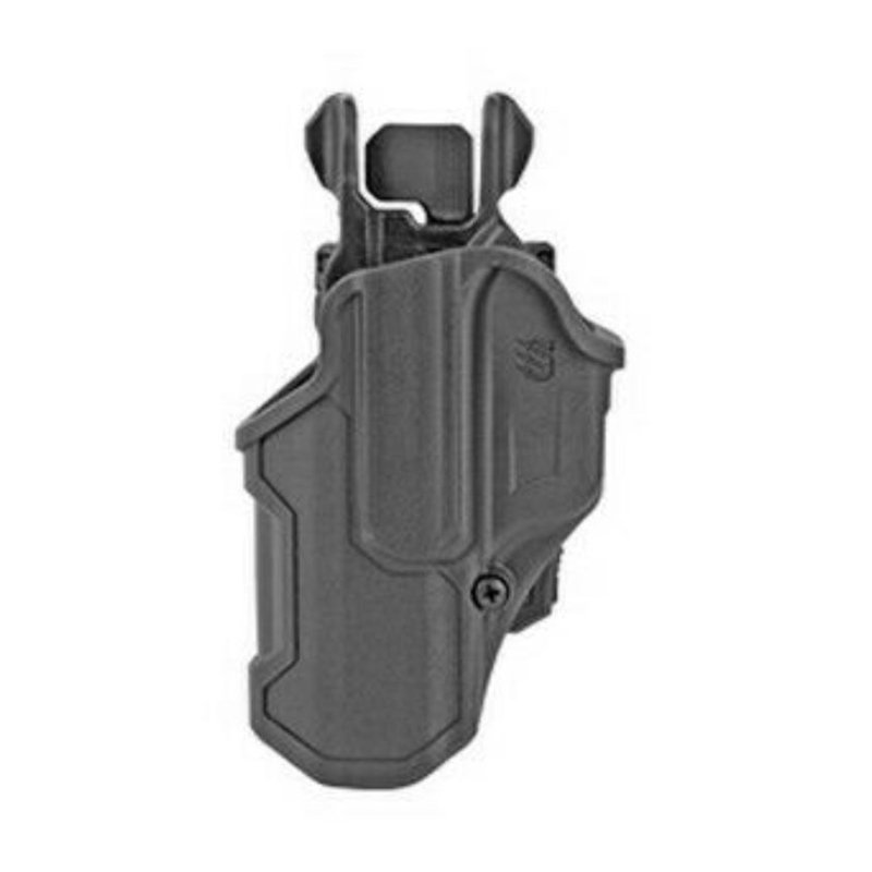 Blackhawk T-Series L2C Black Matte Polymer OWB Holster
