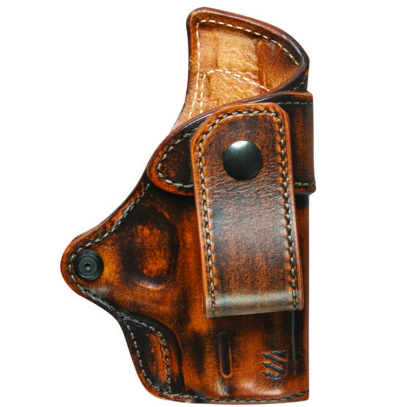 Blackhawk Leather Inside the Pants Holster (Glock26/27/33, Right Hand)