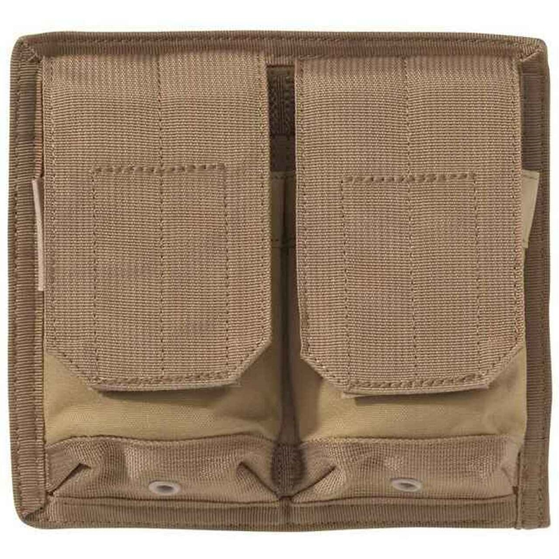Blackhawk Mag Pouch, Hook Backed M16, P-Mag, Holds 2