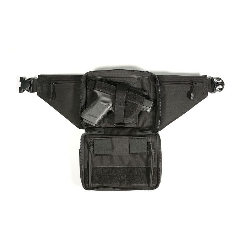 Blackhawk Nylon Concealed Weapon Fanny Pack Holster