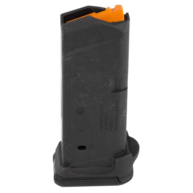 Magpul PMAG 12 GL9 Glock 26 Gen 1, 2, 3, 4 9mm Luger 12 Rounds Magazine Polymer