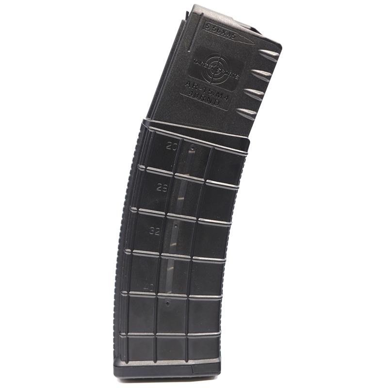 Target Sports USA AR-15 M4 223 Remington/5.56 NATO 40 Rounds Magazine