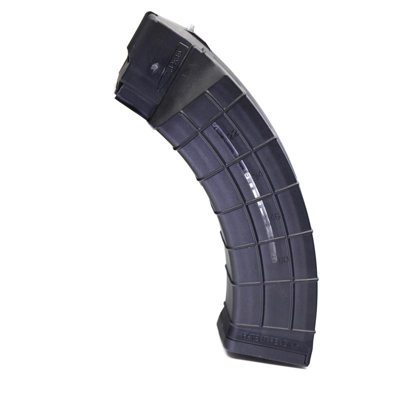AC - Unity AC/AK47 7.62x39 mm Magazine 60 Rounds Polymer Black
