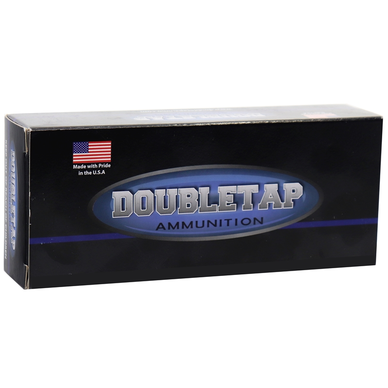 DoubleTap Hunting 327 Federal Magnum Ammo 120 Grain Hard Cast Solid