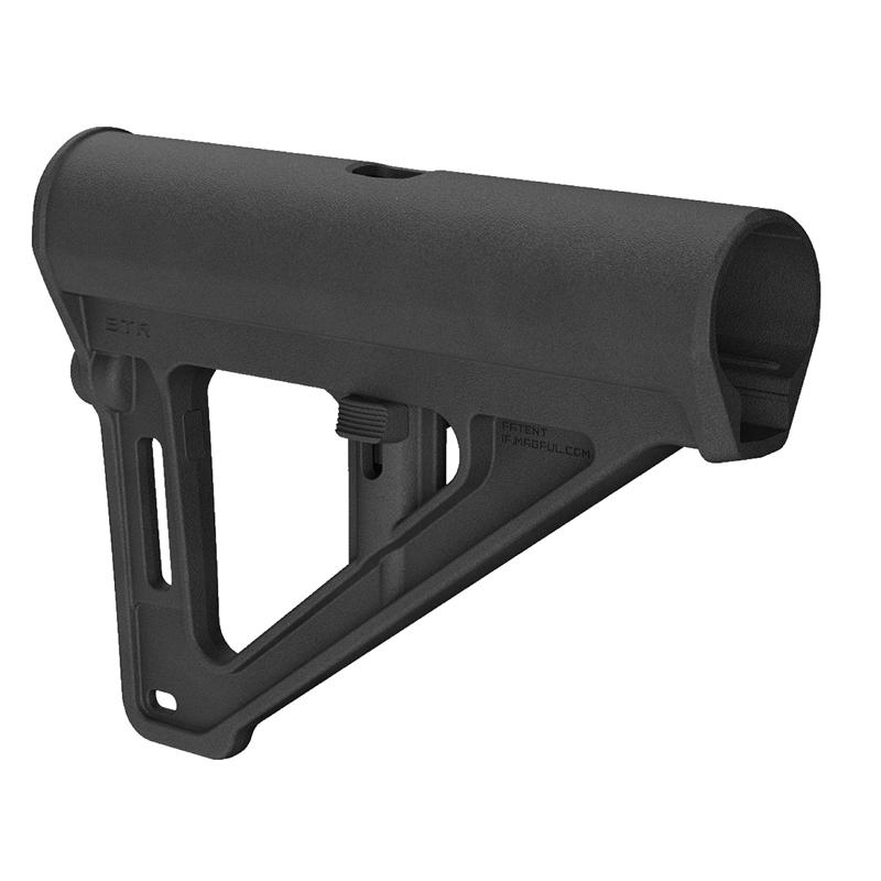 Magpul BTR Arm Brace AR-15 Pistol Stabilizing Brace Mil-Spec Diameter Polymer Matte Black