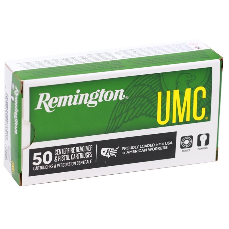 Remington UMC 25 ACP Auto Ammo 50 Grain Full Metal Jacket
