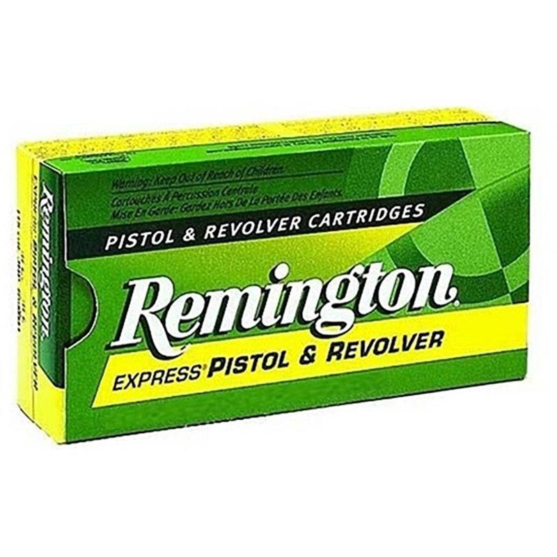 Remington Express 44 Remington Magnum 240 Grain SJHP