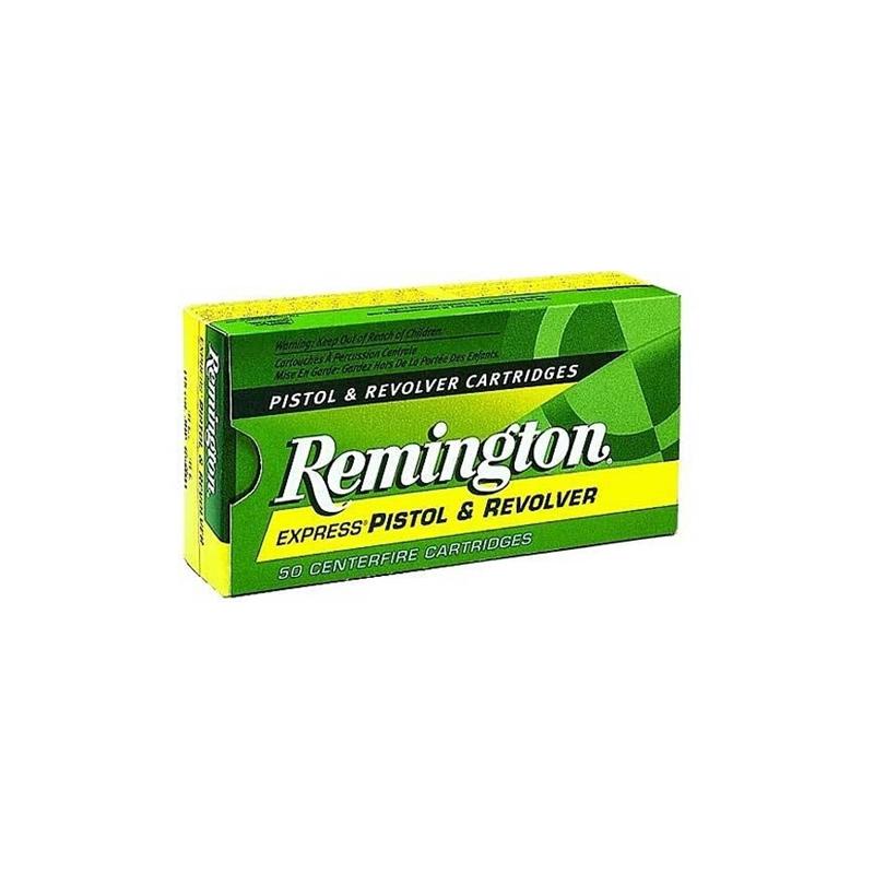 Remington Express 380 ACP AUTO Ammo 95 Grain Full Metal Jacket