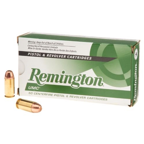 Remington UMC 45 GAP Ammo 230 Grain Full Metal Jacket