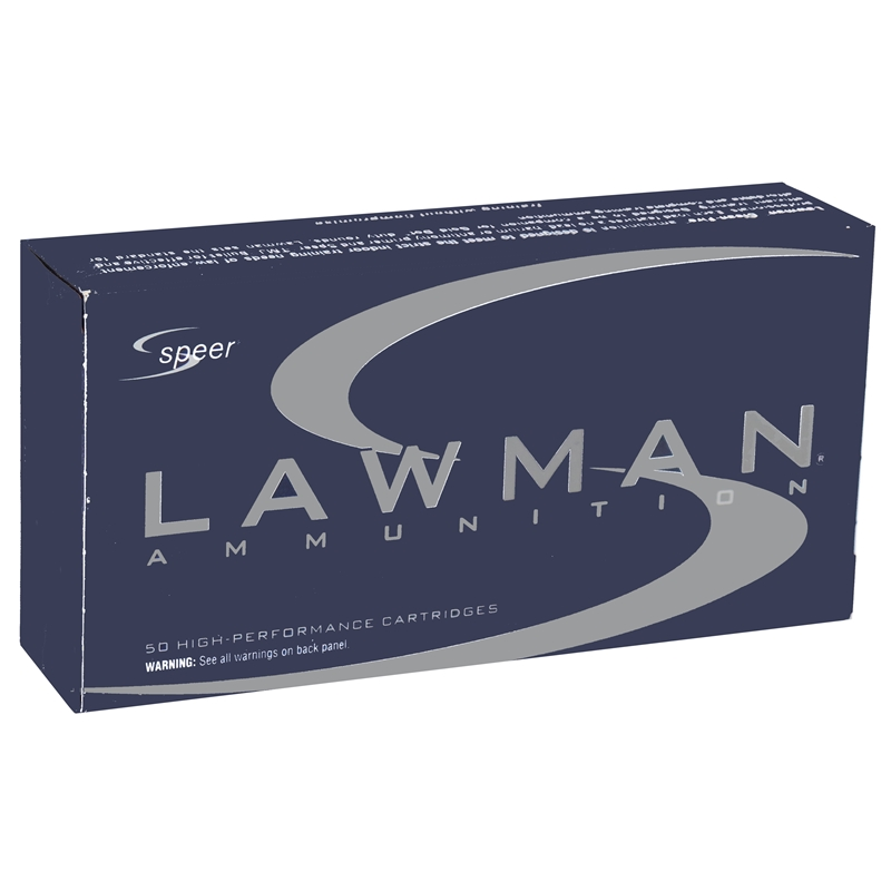 Speer Lawman 45 GAP Ammo 200 Grain TMJ