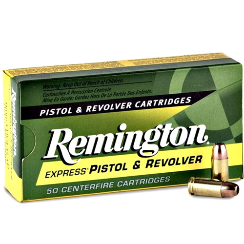 Remington Express 380 ACP Auto 88 Grain Jacketed Hollow Point