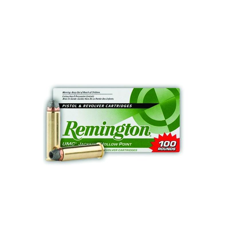 Remington UMC 38 Special Ammo 125 Gr +P Soft JHP Value Pack