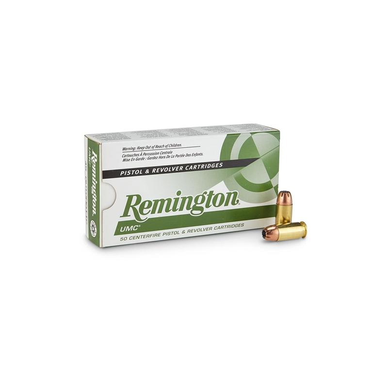 Remington UMC 45 ACP AUTO Ammo 230 Grain JHP