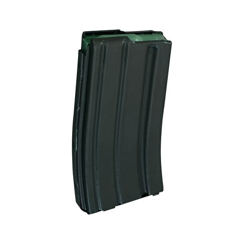 Bushmaster Magazine AR-15 223 Remington High Capacity 10-Round Aluminum Matte Finish