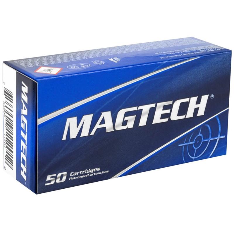 Magtech Sport 380 ACP AUTO Ammo 95 Grain FMJ