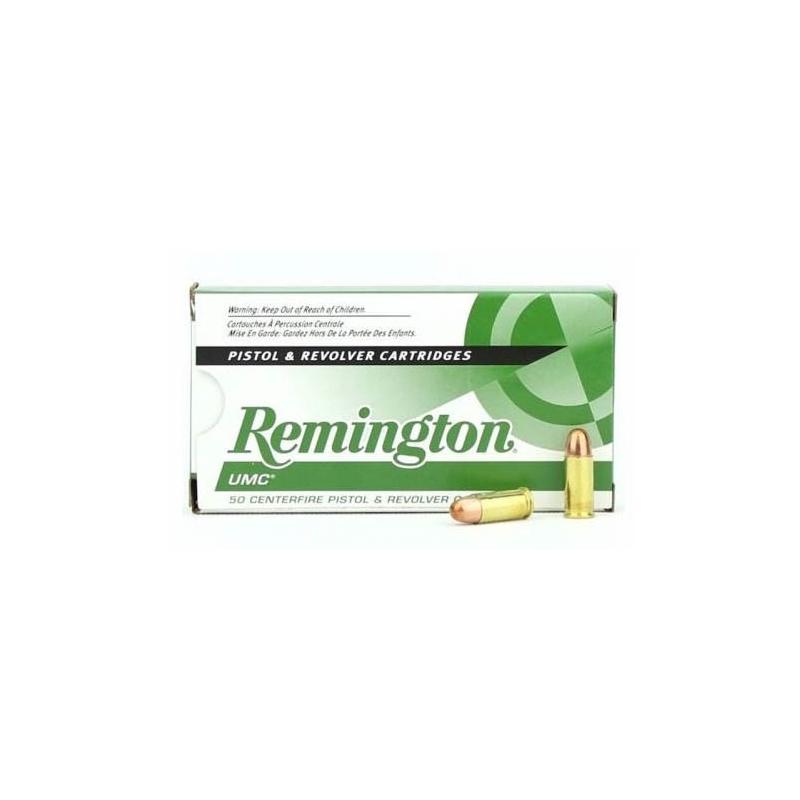 Remington UMC 32 ACP Auto Ammo 71 Grain Full Metal Jacket Box of 50