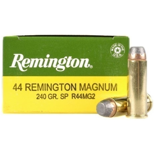 Remington Express 44 Remington Magnum 240 Grain Soft Point