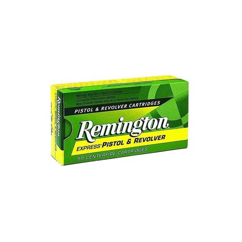 Remington Express 38 Special Ammo 110 Grain +P Semi-JHP