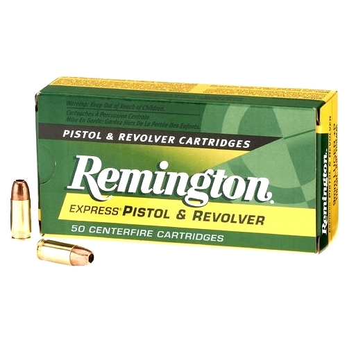 Remington Express 40 S&W 155 Grain Jacketed Hollow Point