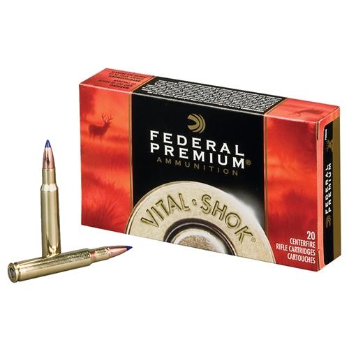 Federal 243 Winchester Ammo 100 Grain Sierra GameKing SP BT