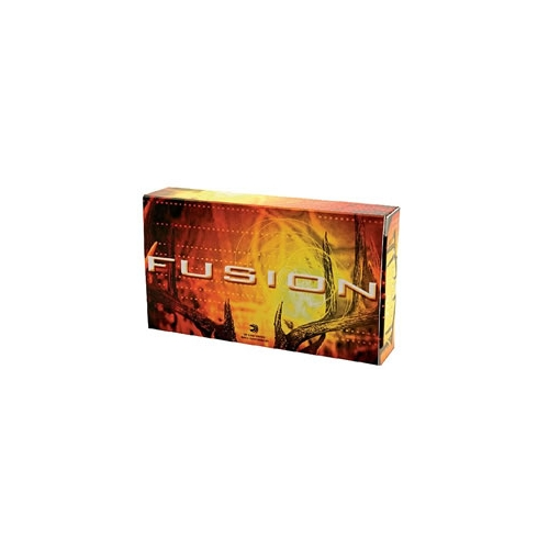 Federal Fusion 7mm Winchester Short Magnum Ammo 150 Gr Spitzer BT