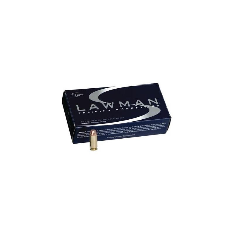 Speer Lawman 45 ACP AUTO Ammo 185 Grain TMJ