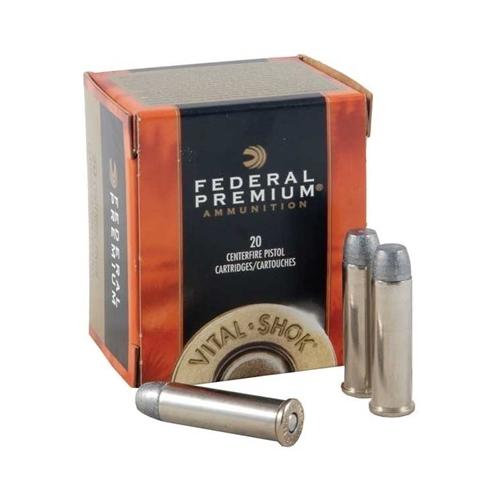 Federal Premium Vital-Shok 357 Magnum Ammo 180 Grain CCFP