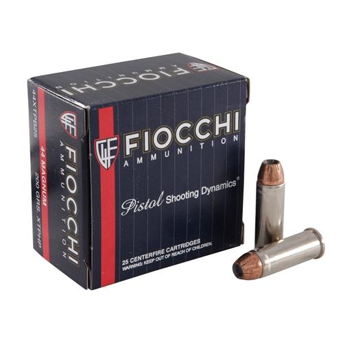 Fiocchi Extrema 44 Remington Magnum Ammo 200 Grain XTP JHP