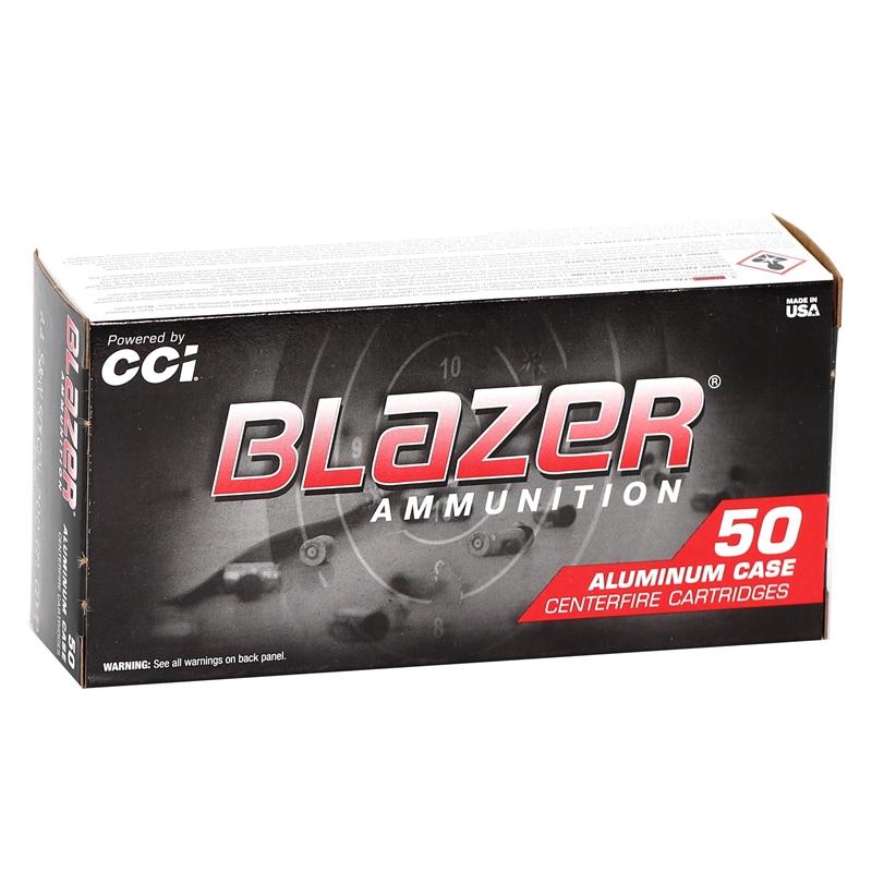 CCI Blazer 44 Special Ammo 200 Grain JHP