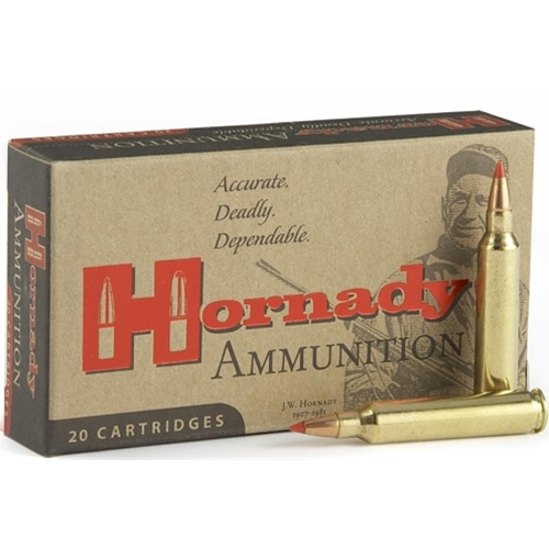 Hornady Custom 30-06 Springfield 180 Grain Super Shock Tip Ammunition