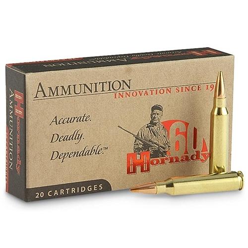 Hornady Match 338 Lapua Magnum Ammo 285 Grain HPBT