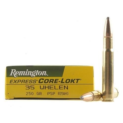 Remington Express 35 Whelen 250 Grain Pointed Core-Lokt SP