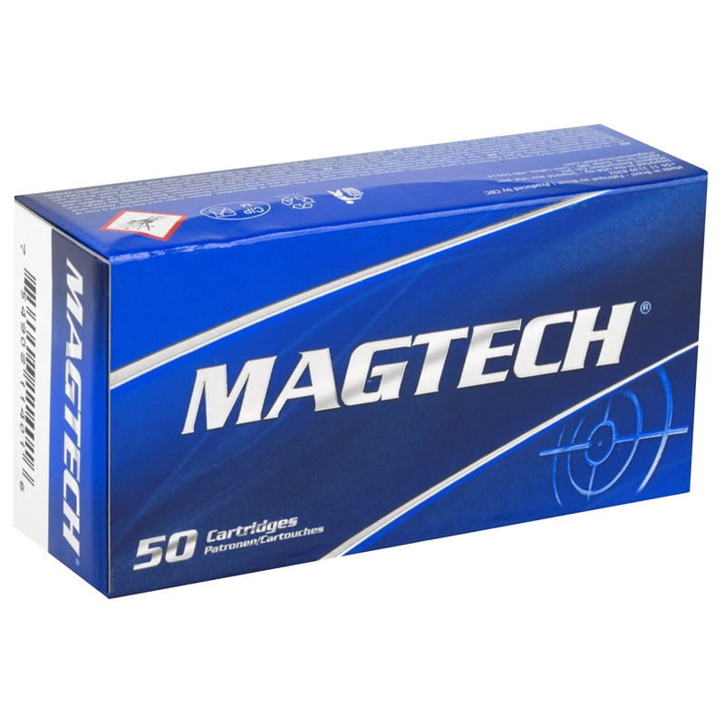 Magtech Sport 9mm Luger 115 Grain Full Metal Jacket