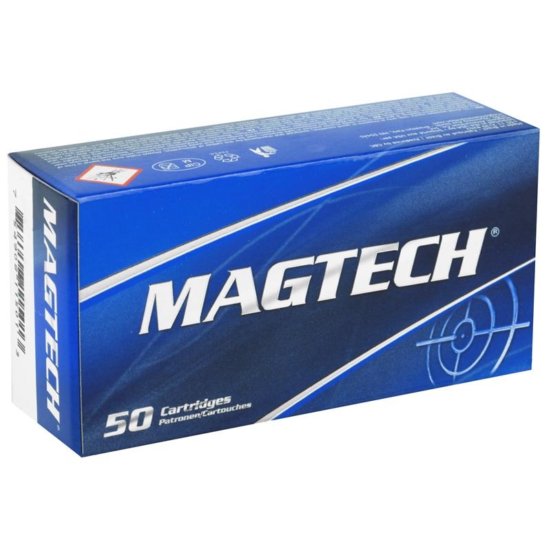 Magtech Sport 9mm Luger Ammo 124 Grain Full Metal Jacket