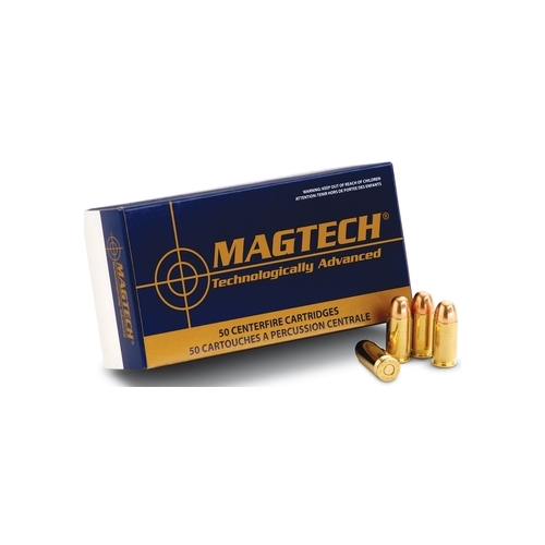 Magtech Sport 9mm Luger Ammo 115 Grain Jacketed Hollow Point