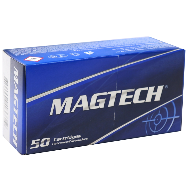 Magtech Sport 357 Magnum Ammo 158 Grain Semi-Jacketed Hollow Point