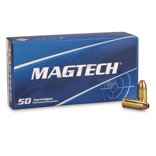 Magtech Sport 32 ACP AUTO Ammo 71 Grain Jacketed Hollow Point