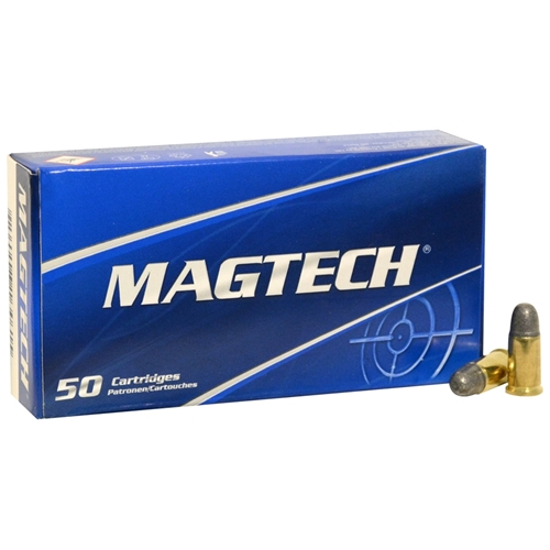 Magtech Sport 32 S&W Ammo 85 Grain Lead Round Nose