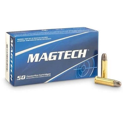 Magtech Sport 38 Special Ammo 158 Grain LRN