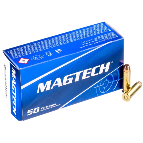 Magtech Sport 38 Special Ammo 130 Grain Full Metal Jacket