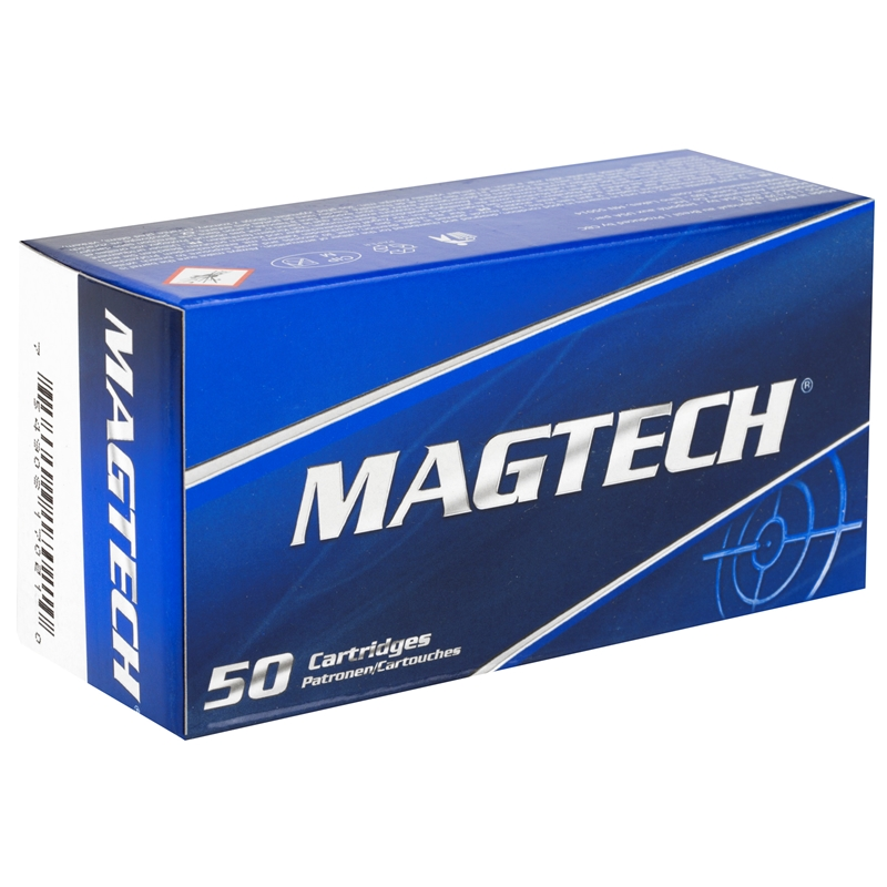 Magtech Sport 38 Special Ammo 158 Grain Full Metal Jacket