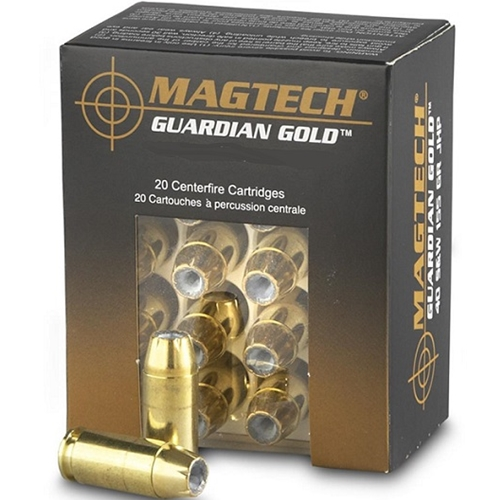 Magtech Guardian Gold 45 ACP AUTO 230 Gr +P JHP