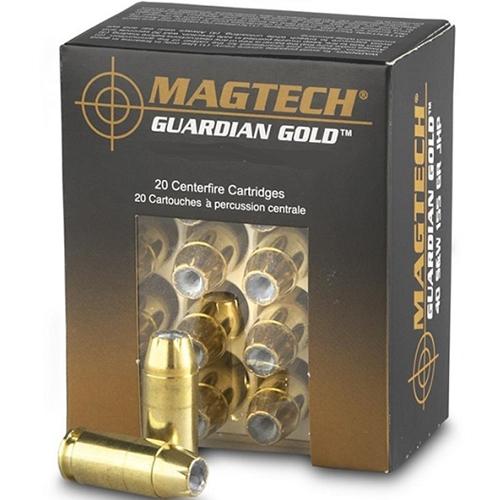 Magtech Guardian Gold 40 S&W 180 Grain JHP