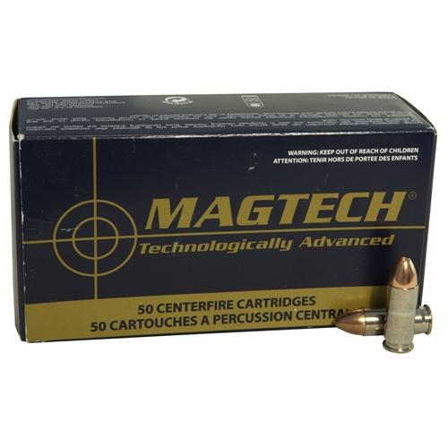 Magtech Sport 38 Super Ammo 130 Grain +P Full Metal Jacket