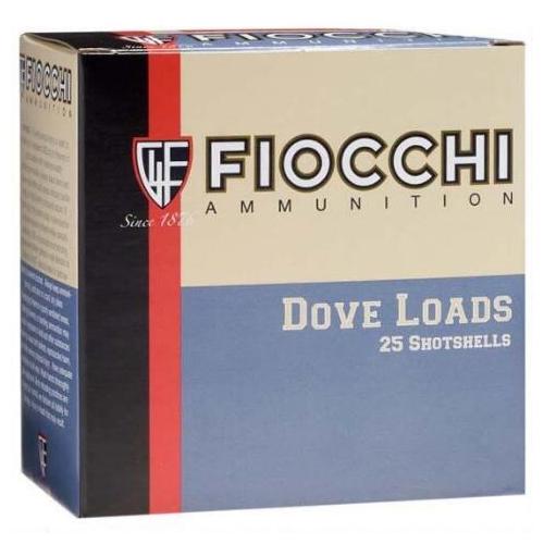 "Fiocchi Game & Target Ammo 28 Gauge 2-3/4"" 3/4oz. #8 Shot"