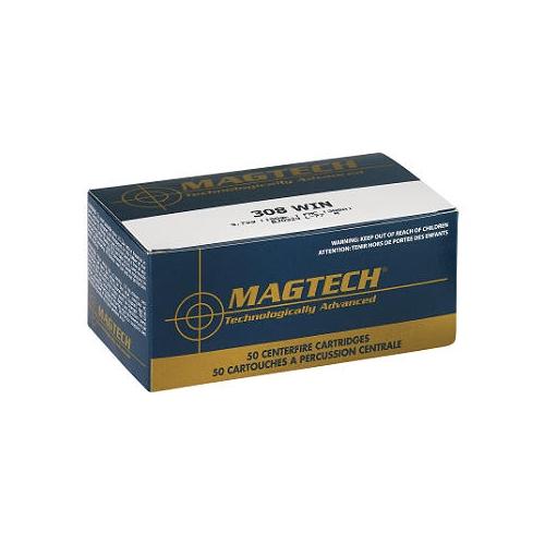 Magtech Sport 308 Winchester 150 Gr. Full Metal Jacket Ammo