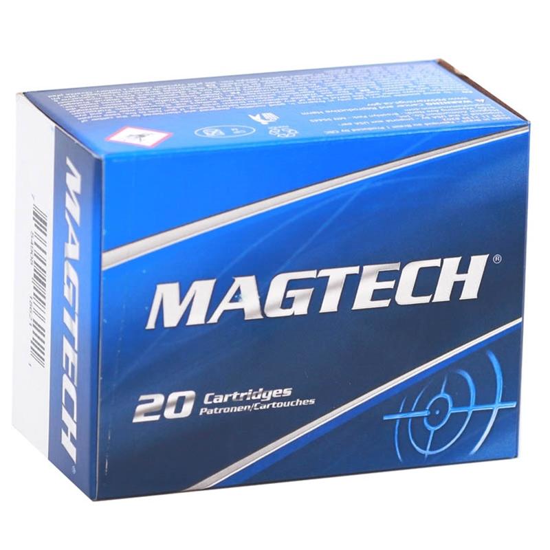 Magtech Sport 454 Casull 260 Grain Full Metal Jacket Ammo
