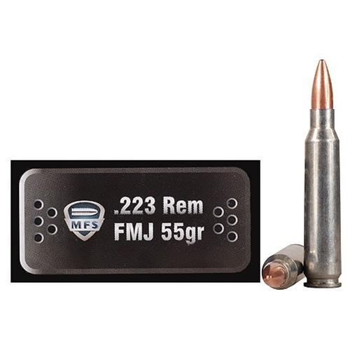 Ruag Precision 223 Remington 55 Grain Full Metal Jacket Ammunition