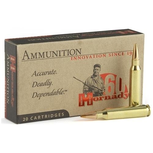Hornady Vintage Match 7.62x54R 174 Grain Boat Tail Hollow Point Ammunition