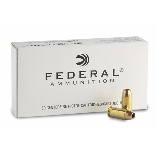 Federal Law Enforcement 45 ACP AUTO Ammo 230 Grain Hi-Shok JHP